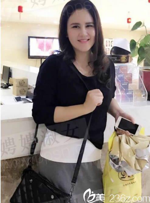 德国水动力吸脂真实经历,感谢泉州娉娉淑女的魏端钦医生让我一个月瘦身17斤