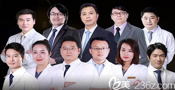 以院长梁启春为代表的合肥安琪儿医生团队