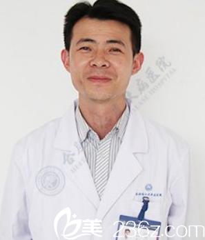 合肥国仁皮肤病医院主任许怀东