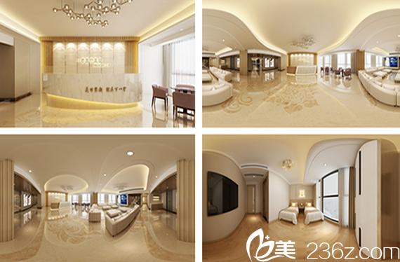 安徽芜湖一秒国际整形美容医院院内环境