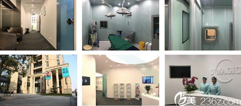 台州悠美丽思医疗美容医院环境怎么样