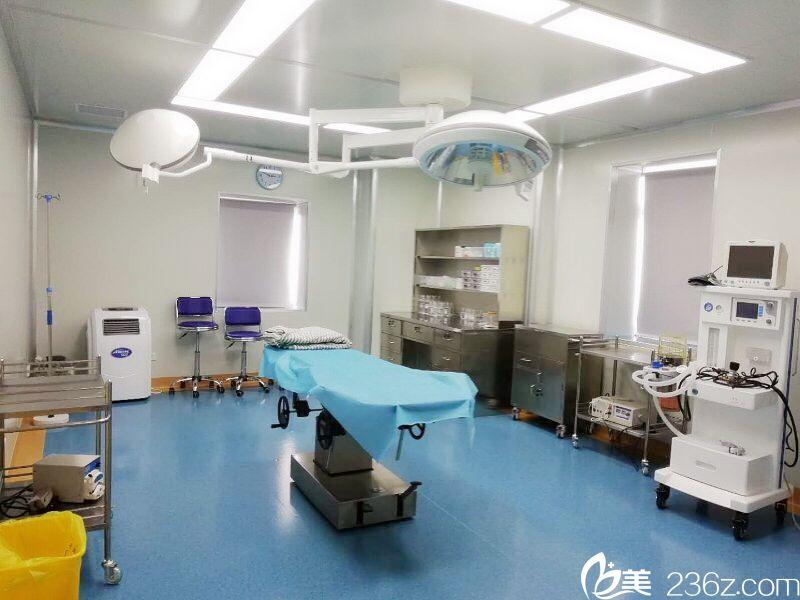 郑州艺龄整形美容医院手术室