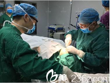 深圳福华医院王天成隆鼻植入假体过程图
