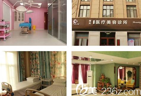 长春立志整形医院环境