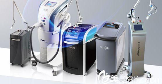 沧州三只熊皮肤管理中心拥有齐全医疗设备