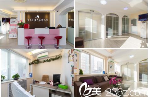 北京金燕子医院环境