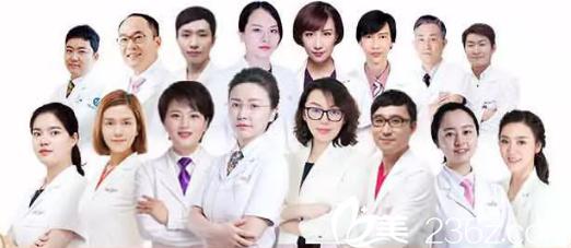 成都晶肤医学美容医院专家团队