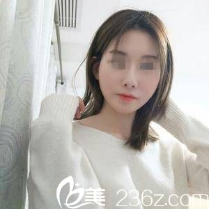 喜欢自拍但面部凹陷的我到武汉汉秀医疗美容医院选择纳米脂肪面部填充精心打造元气网红少女脸
