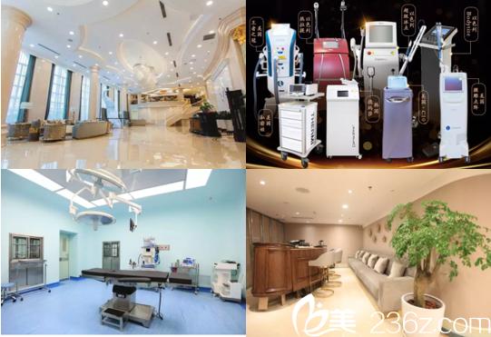 北京玲珑梵宫医院部分环境及设备