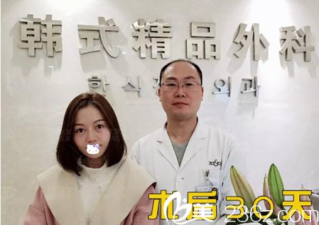 成都晶肤医疗美容整形医院郑红革术后照片1