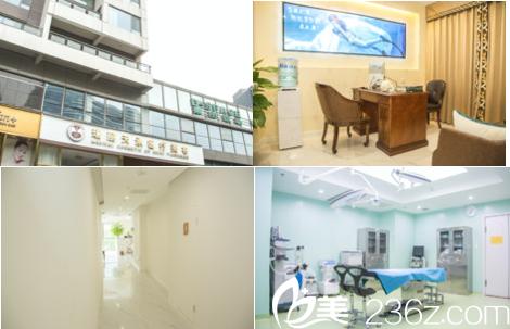 北京瑞丽天承医院环境