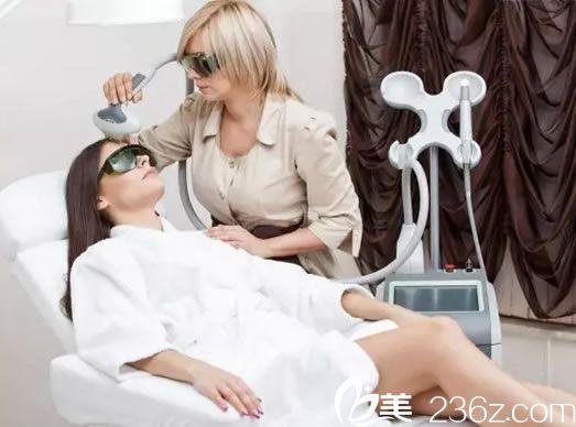 激光美容和注射美容能一起做吗