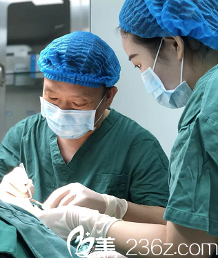惠州瑞芙臣隆鼻手术过程图