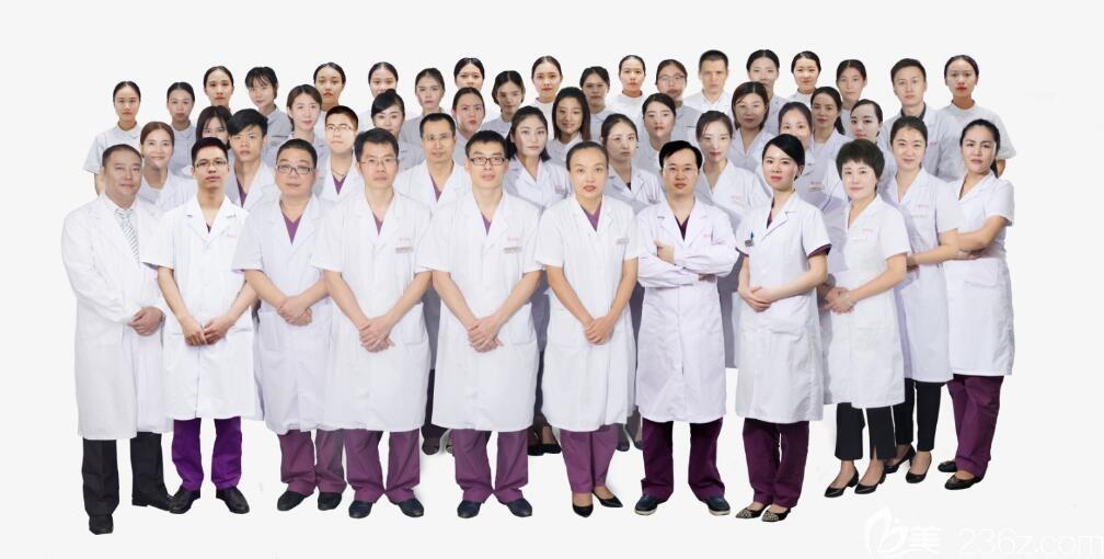 东莞韩美整形医院医生团队