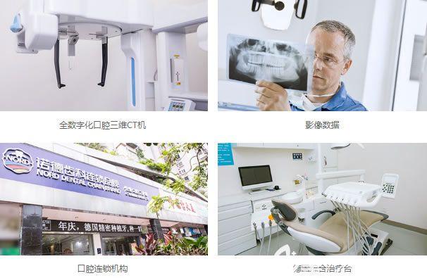 深圳诺德齿科医院环境及医疗设备
