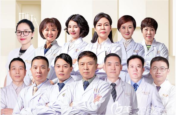 广州美恩整形医院医生团队