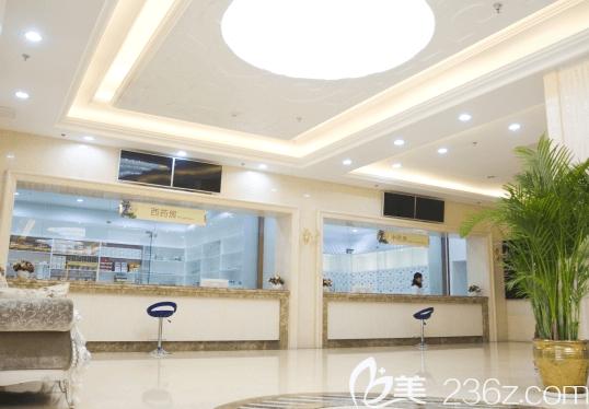 北京凤凰妇儿医院药房环境