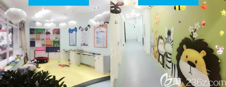 沈阳欢乐口腔儿童齿科中心环境图