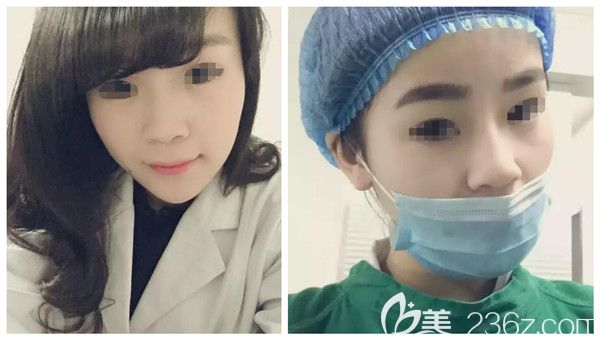 淮安华美整形美容医院曾高术后照片1