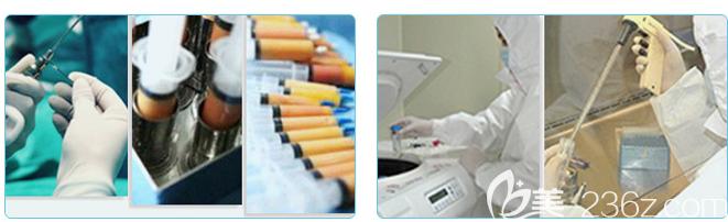 北京京民自体脂肪移植填充部分手术示意图