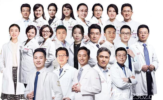 拥有多位医生坐诊的南京医科大学友谊整形外科医院扬州医疗美容门诊部