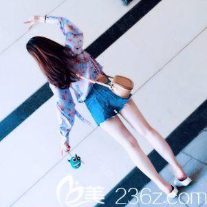 宜昌中爱环形吸脂瘦腿分享:看我如何不用燃烧卡路里就把腿围52的象腿瘦成49.5cm