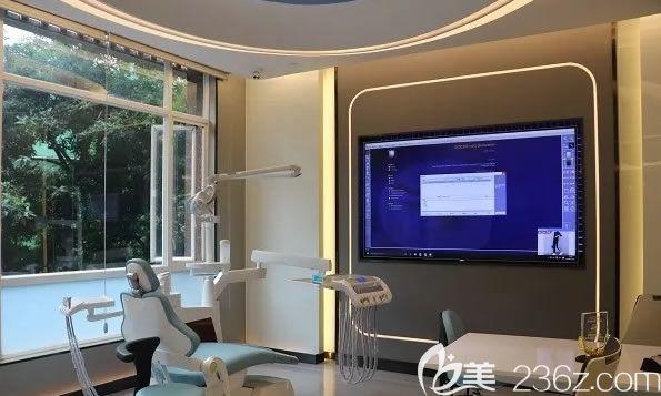 广州广大治疗室环境图