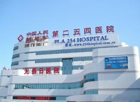 中国人民解放军第254医院整形美容科