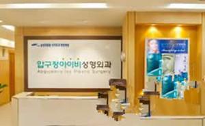 韩国狎鸥亭艾薇整形外科医院