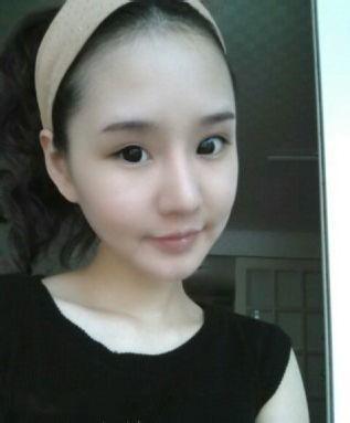 长着一张韩国美女的脸蛋是多少人羡慕的啊,我就是这样子的,