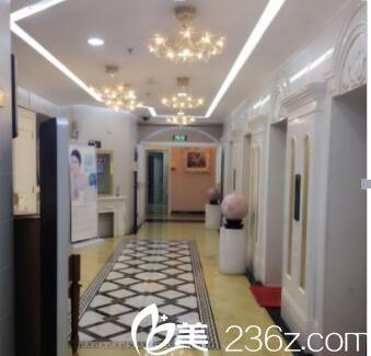 北京伟力嘉美信医学美容院内环境