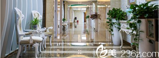 呼和浩特市京美整形美容医院大厅