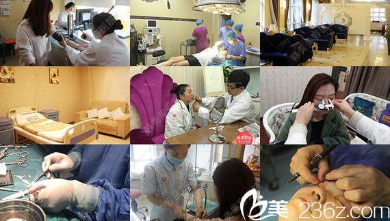 韩美双眼皮手术过程图