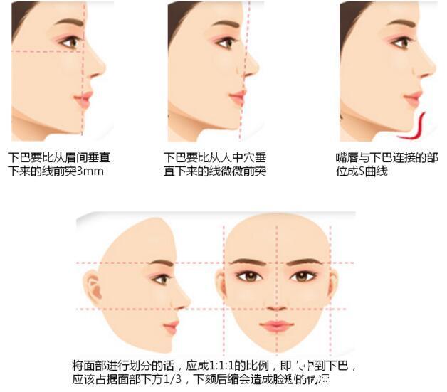 标准的脸型应该具备这些条件