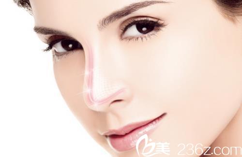 美丽的鼻子离不开漂亮的鼻尖