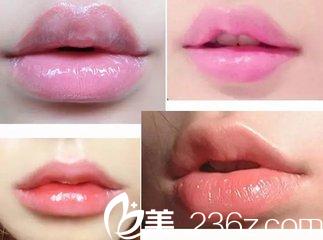 好看性感的嘴唇往往会给人留下非常深刻的印象