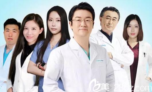 廊坊凯润婷医疗美容医院拥有医师团队