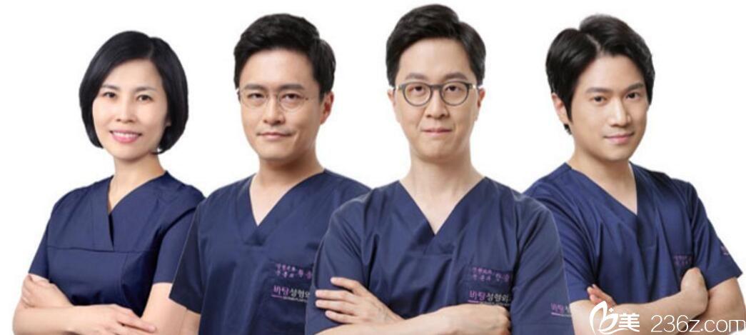韩国芭堂整形外科医院医生