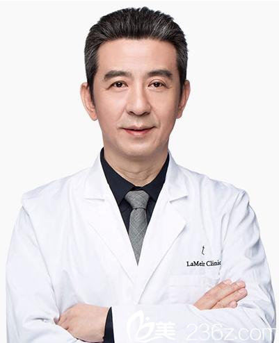 深圳蒳美迩隆鼻医生朱灿博士