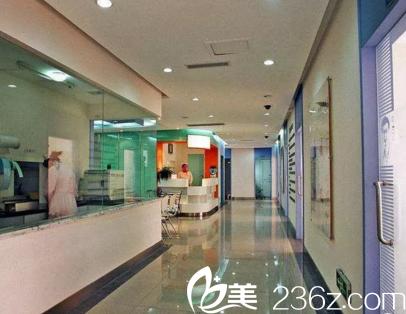 医院干净卫生、明亮
