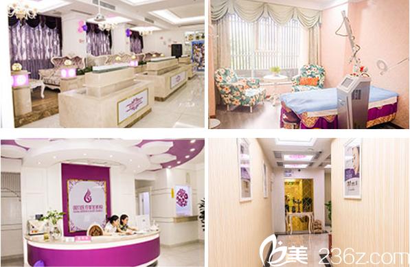 巴中依韩医疗美容医院环境