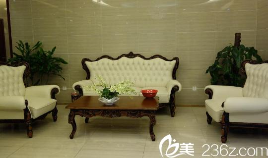 北京京韩医疗美容诊所休息区