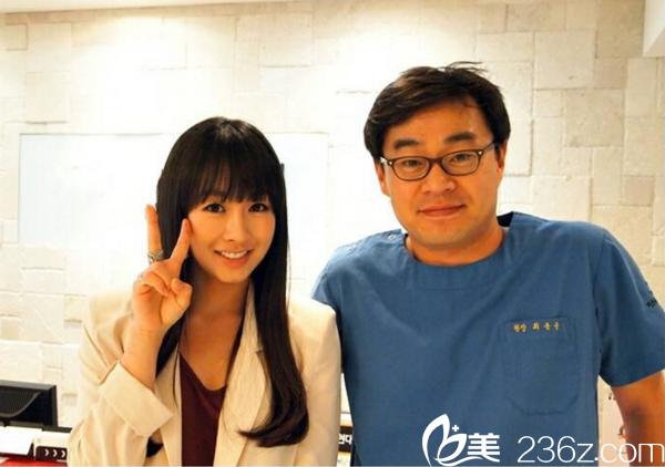 韩国CBK整形外科的明星顾客