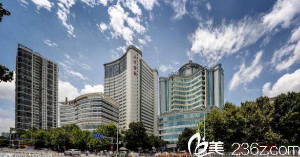 湖北省人民医院大楼