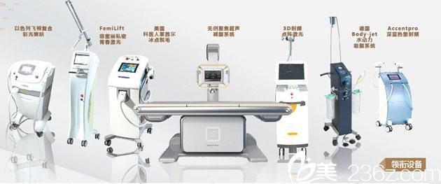 沧州市中心医院整形科齐全的医疗设备
