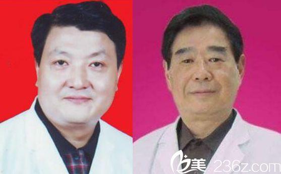 李学恕、徐荣成为代表的合肥庞博医生团队