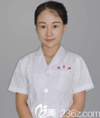 沈阳金皇后整形美容院激光部医生蔡红娟
