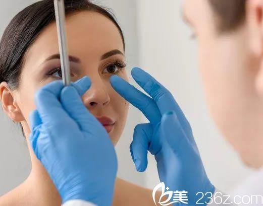 注射玻尿酸隆鼻手术