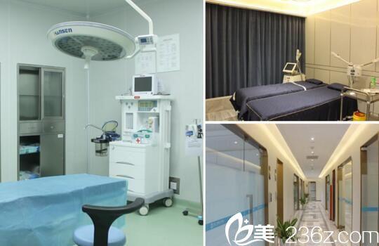 海南星之美医疗美容机构院内环境
