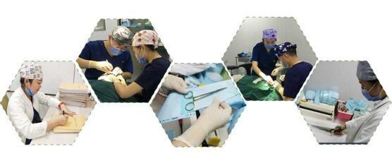 医生手术过程